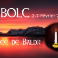 la fête d'Imbolc (Baldrgeirr) 2-7 Février 2018