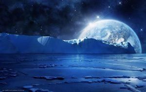 La survie dans les ténèbres du désert de glace. Mythe Nordique #3
