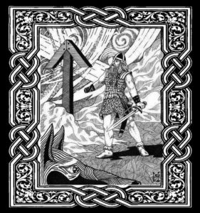 Du Blót ou Sacrifice, de Tyr