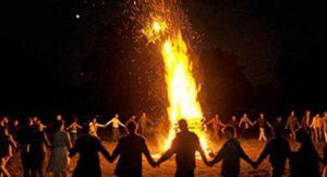 Chants populaires solstice