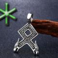 """Révélation des emblèmes des anciens bâtisseurs #2 : Odal et Hagal (""""Chrisme"""", croix à 6 branches)"""
