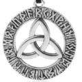 Les symboles odiniques : Révélation du langage des anciens bâtisseurs - #1 Anneaux et Triquetra