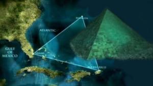 Les pyramides du triangle des Bermudes