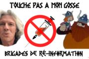 Les brigades Touche pas à mon gosse : La ré-information locale et citoyenne