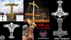 Thor, le père du droit et de la justice !