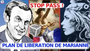 STOP PASS QR CODE : PLAN DE LIBERATION DE MARIANNE. L'Assemblée Locale